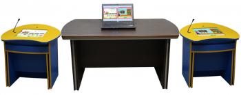 Логопедический мультимедийный стол Антошка 2